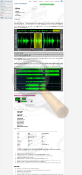 Active Sound Editor Commercial Edition Bundle With Audio preview. Click for more details