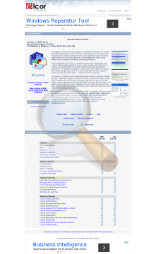 Advanced Registry Doctor Lite Site License preview. Click for more details
