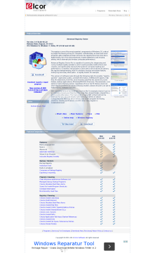 Advanced Registry Doctor Site License preview. Click for more details