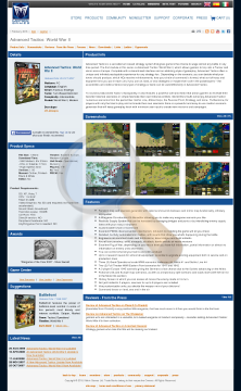 Advanced Tactics World Download preview. Click for more details