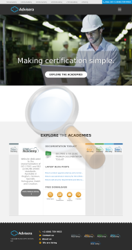 Advisera Homepage Please Only Product Information Link Full Version preview. Click for more details