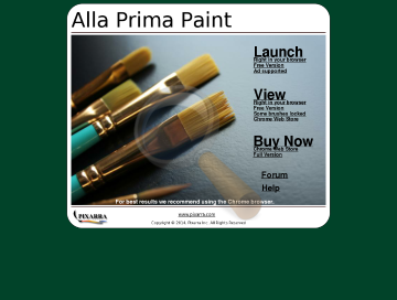 Alla Prima Paint Full Version Windows Linux preview. Click for more details