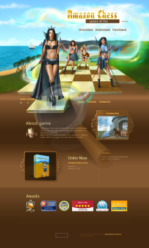 Amazon Chess Full Version preview. Click for more details