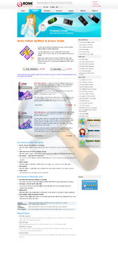 Aone Video Splitter Joiner Suite Full Version preview. Click for more details
