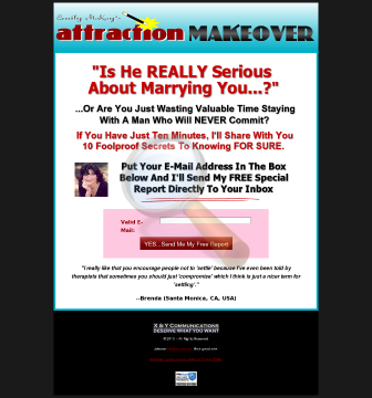 Attraction Makeover Easy Purchase preview. Click for more details