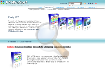 Avstreamer Full Edition preview. Click for more details