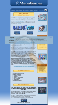 Balloonrain Full Version preview. Click for more details