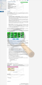 Button Visual Editor Professional Edition Full Version preview. Click for more details