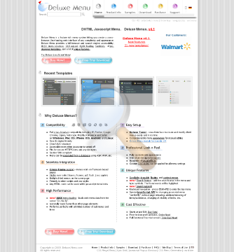Deluxe Products Single Site License preview. Click for more details