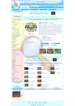 Dreamsdwell Stories Undiscovered Islands Full Version preview. Click for more details
