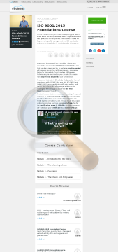 Foundations Online Course Certification Exam preview. Click for more details