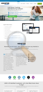 Highster Mobile Iphone preview. Click for more details