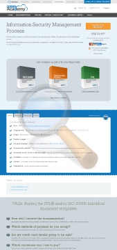 Information Security Management Process Standard Version preview. Click for more details