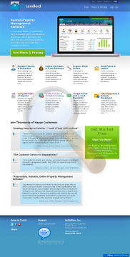 Landlord Community Gold Plan preview. Click for more details