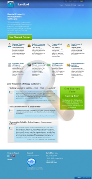 Landlord Professional Plan preview. Click for more details
