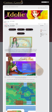 Leahs Tale Official Guide Full Version preview. Click for more details