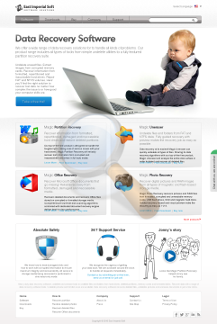 Magic Data Recovery Pack Commercial Edition preview. Click for more details