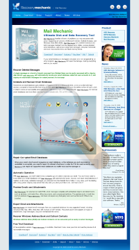 Mail Mechanic Standard License preview. Click for more details