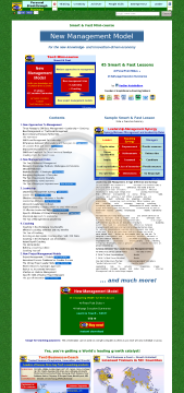 Management Model Mnmm preview. Click for more details