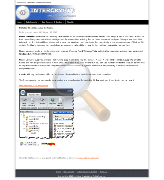 Master Uneraser Business License preview. Click for more details