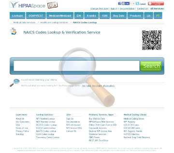 Naics Codes Full Version preview. Click for more details