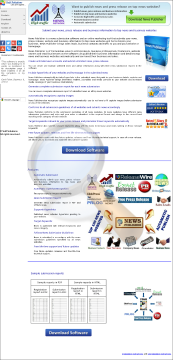 News Publisher Lite preview. Click for more details