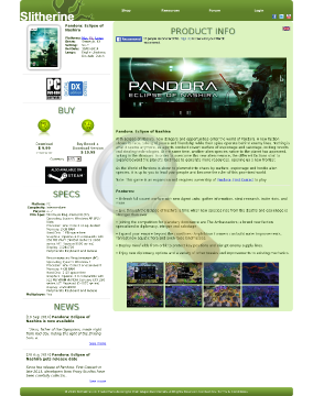Pandora Eclipse Nashira Linux Physical With Free Download preview. Click for more details
