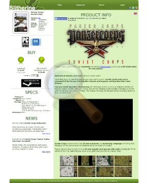 Panzer Corps Soviet Physical With Free Download preview. Click for more details