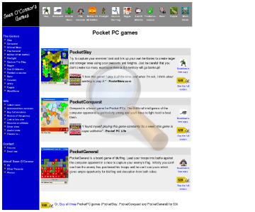 Pocketpc Games Full Version preview. Click for more details
