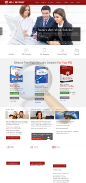 Secure Anti Virus Plus Full Version preview. Click for more details