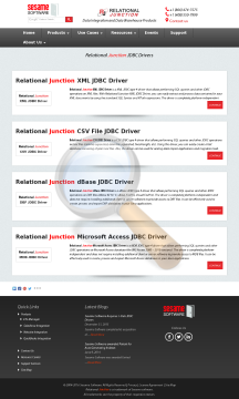 Stelsdbf Jdbc Driver Enterprise License Free Year Technical Support preview. Click for more details