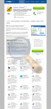System Cleaner License preview. Click for more details