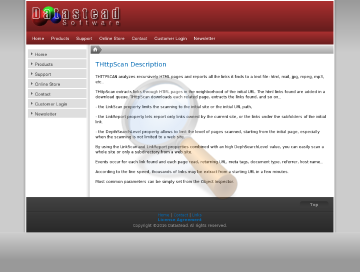 Thttpscan Component Delphi Builder Binary Version preview. Click for more details