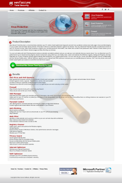 Total Security User Year preview. Click for more details