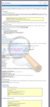 Ultra Wave Text Component Duplicate Contract Single Developer License preview. Click for more details