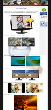 Bionix Wallpaper Changer Customer Support preview. Click for more details